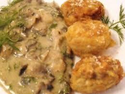 cuisiner de la cervelle de porc cervelle de porc panée aux chignons recette ptitchef