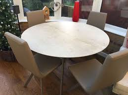 ceramic top dining room tables 27 best moon dining table images on pinterest