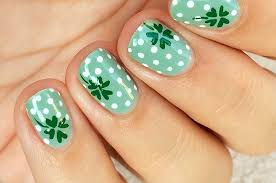 17 gorgeous nail art designs for st patrick u0027s day