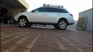 subaru lifted subaru outback 2012 2 0d anderson design u0026 fabrication 2