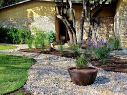 Gravel Backyard Ideas Landscaping With Gravel And Stones 25 Garden Ideas For You