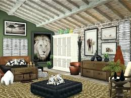 decorating with a modern safari theme safari bedroom ideas safari themed bedroom decorating with a modern