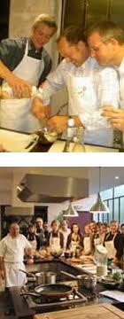 cours de cuisine pour professionnel stage de cuisine cours de cuisine entreprise atelier culinaire