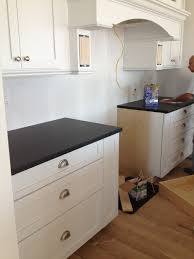 Installing Cabinets In Kitchen Cup Pulls What Is The Proper To Install On A Shaker Kitchen Cabinet
