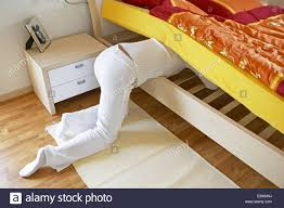 searching under the bed stock photos u0026 searching under the bed
