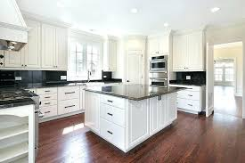 sears kitchen cabinet refacing cabinet refacing cost kitchen contemporary with black counters