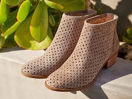 lucky brand bergyn bootie women u0027s shoes dsw