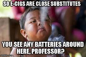 First World Memes - e cigs vs real cigs is a first world problem economics memes
