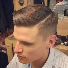 hard parting haircut side part hairstyles and parted haircuts men s hairstyles