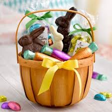 easter basket bunny organic easter basket gift country bunny easter baskets