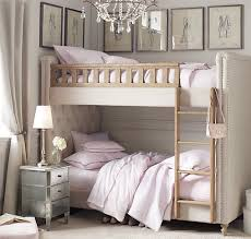 Bunk Bed Headboard Upholstered Bunk Beds