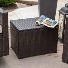 crosley furniture palm harbor outdoor wicker cooler walmart com