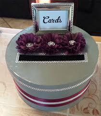 diy wedding card box how to make a wedding card box