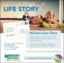 new floor plans wausau homes trego wi