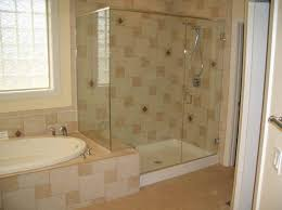 bathroom porcelain tile ideas 30 pictures of porcelain tile in a shower