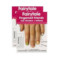 amazon com fingernail friends colorful nail stickers nail art for