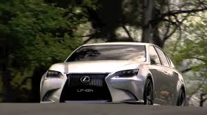 the new lexus lf gh lexus lfgh concept to debut at new york auto show youtube