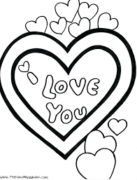 valentines day coloring pages happy printable sheets for adults