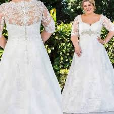 wedding dresses for plus size women winter plus size wedding dresses pluslook eu collection