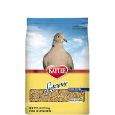 amazon com kaytee supreme bird food for doves 5 lb bag