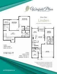 lake country townhomes floor plans winfield place