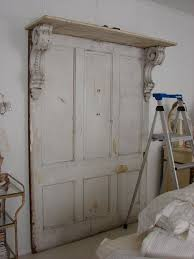 awesome bed headboards made from old doors 38 for your king