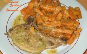 cuisiner cote de porc recette côtes de porc aux carottes 750g