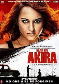 poster of bollywood movie akira full hindi movie download 300mb