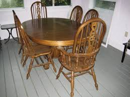 second hand table chairs kitchen table second hand kitchen table and chairs furniture with