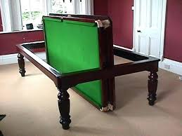 Pool Table Top For Dining Table Pool Tables As Dining Room Tables Pool Table With Dining Table I
