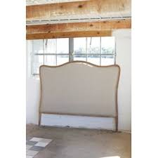 creative co op chateau king upholstered panel headboard u0026 reviews