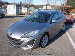 2010 for sale used 2010 mazda axela sport 20s dba blefw for sale bf196627 be