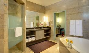 zion national park 1 rated hotel desert pearl inn located in luxurious king suite bathroom at desert pearl inn with bidet jetted tub walk