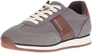 target black friday mens shoe deals tommy hilfiger men u0027s modesto fashion sneaker gray 12 m us