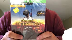 player unknown battlegrounds xbox one x bundle playerunknown s battlegrounds xbox one unboxing youtube