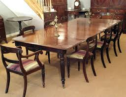 antique georgian mahogany dining table regency mahogany dining
