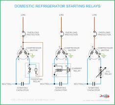 domestic refrigerator starting relays hermawan s blog fancy wiring