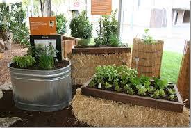 Garden Setup Ideas Edible Landscaping Ideas At The 2011 San Francisco Garden Show
