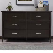 Dresser With Bookshelves by Espresso Dressers You U0027ll Love Wayfair