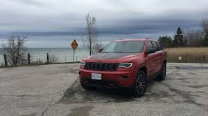 2018 jeep tomahawk 2017 jeep grand cherokee trailhawk review youtube