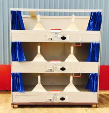 New Bunk Beds New Bunk Bed Us Navy Ship Rack Coffin Style C Outdoor Cing