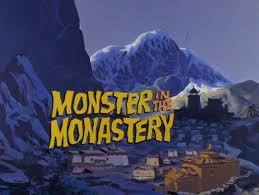 jonny quest monster in the monastery jonny quest wiki fandom powered by wikia