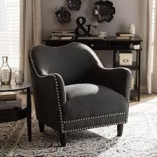 home decorators collection marais solid ivory linen accent chair