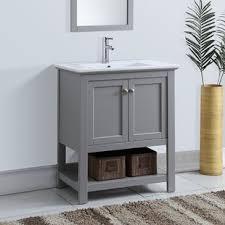 Furniture In Bathroom 30 Inch Bathroom Vanities You Ll Wayfair