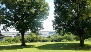 Heritage Lawn And Landscape by View Of Tennessee River And Wilson Dam Picture Of River
