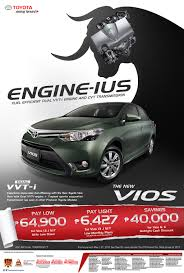 toyota philippines the new vios toyota motor philippines no 1 car brand
