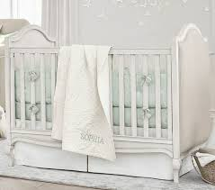 Non Convertible Cribs Remy Convertible Crib Pottery Barn
