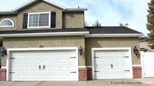 garage door house love of homes garage doors