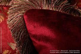scalamandre italian brocade old world weavers velvet pillows