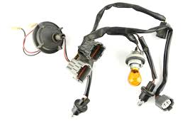 nissan pathfinder xenon headlights hlight wiring harnesses 2 2 factory xenon
